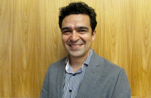 O novo afiliado Tiago Pereira