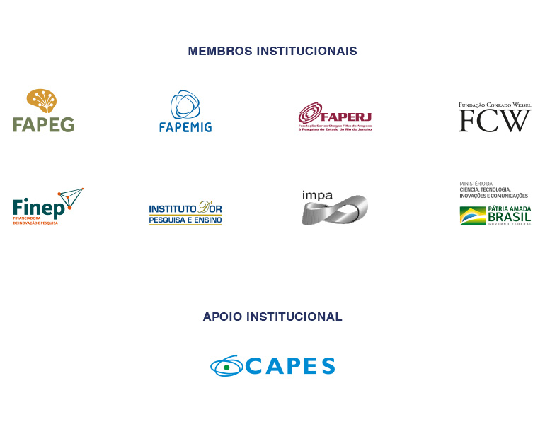 membros institucionais